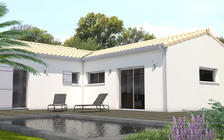 La lumineuse contemporaine 107m²