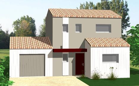 Vente maison croutelle 73 m terrain 466 m delrieu for Prix maison cle en main sans terrain