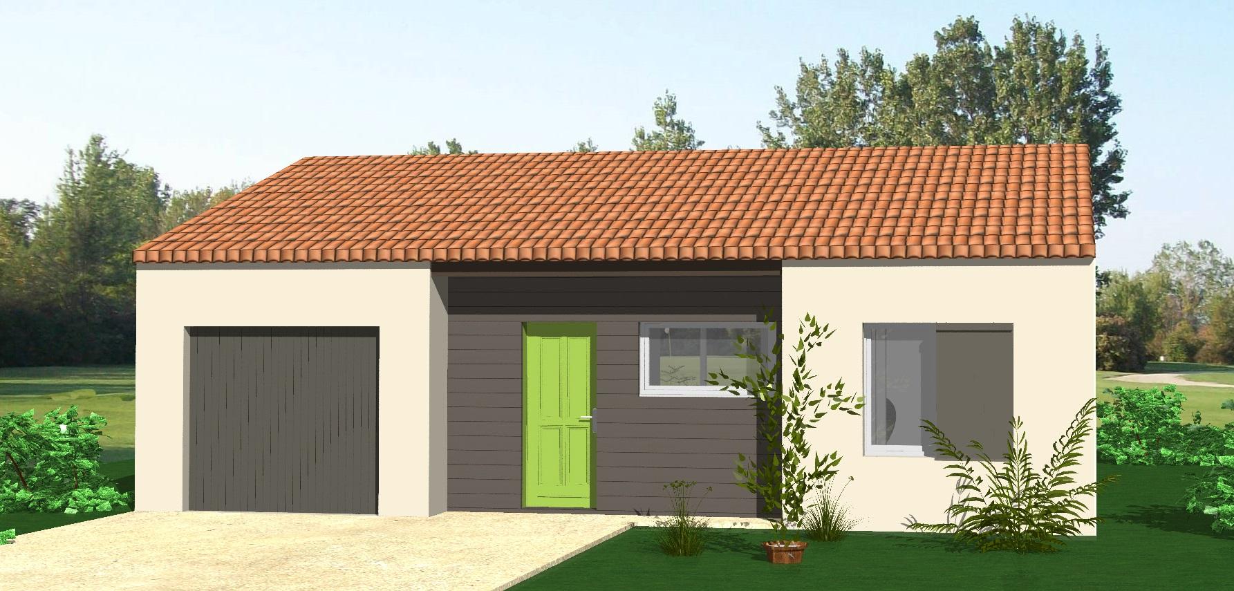 Maison cl en main 60000 euros maison moderne for Maison en bois cle en main